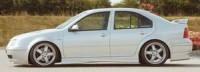 Rieger tuning Boční práh levý VW Bora
