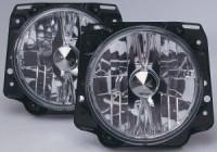 Přední světla (lampy) VW Golf II ** čiré