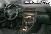 decor interiéru Volkswagen Vento -agairbag spolujezdce rok výroby 05.95 - 04.98 -23 dílů přístrojova deska/ středová konsola