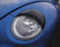 Dynamik Style mračítka předních světlometů VW New Beetle -- od roku výroby 97-