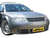 Dynamik Style přední sportovní maska (ABS plast bez znaku) VW Passat 3BG - černá