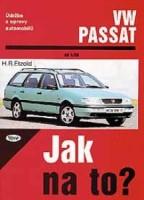 Kniha VW PASSAT /72 - 174 PS a diesel/ 4/88 - 9/96