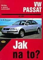 Kniha VW PASSAT 2 /100 - 193 PS a diesel/ od 10/96